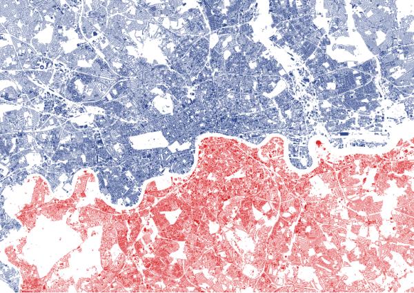 london-north-south